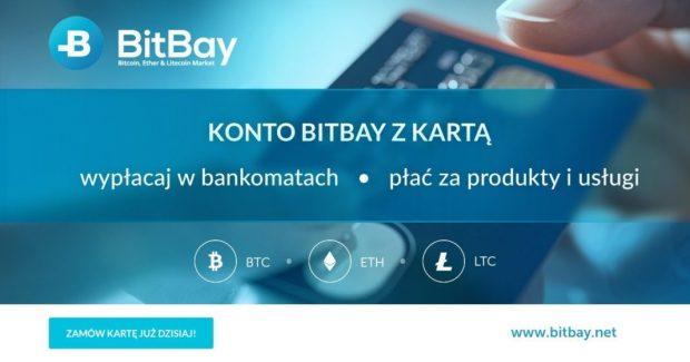załóż kartę bitbay