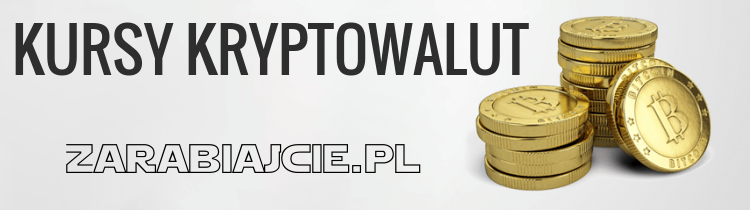 Kursy kryptowalut