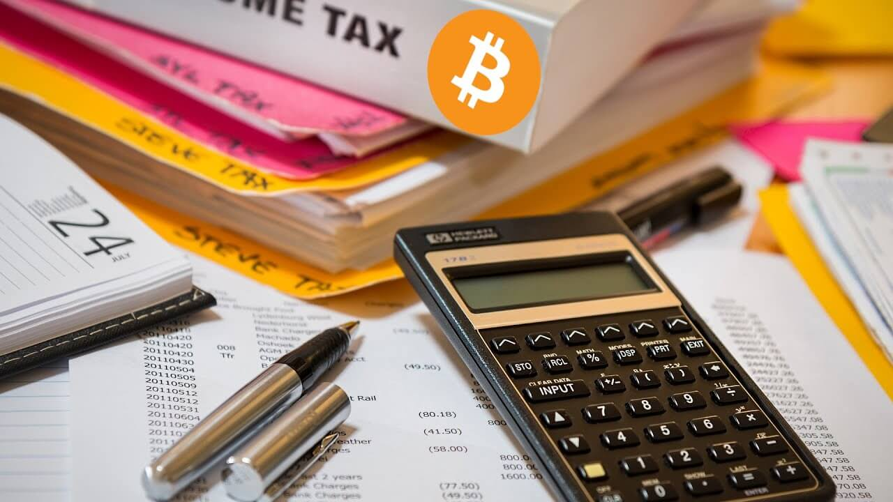 podatki za Bitcoina
