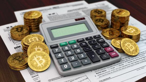 cena podatków bitcoin